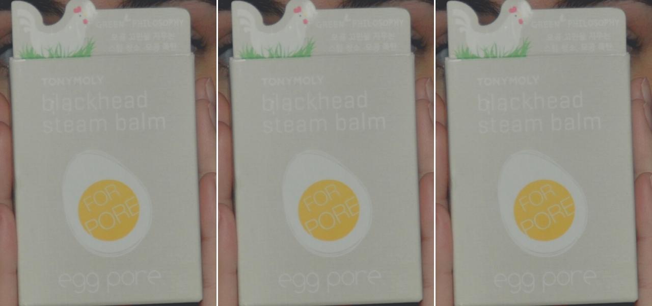 Truthful Egg Pore Blackhead Steam Balm 2020 Review