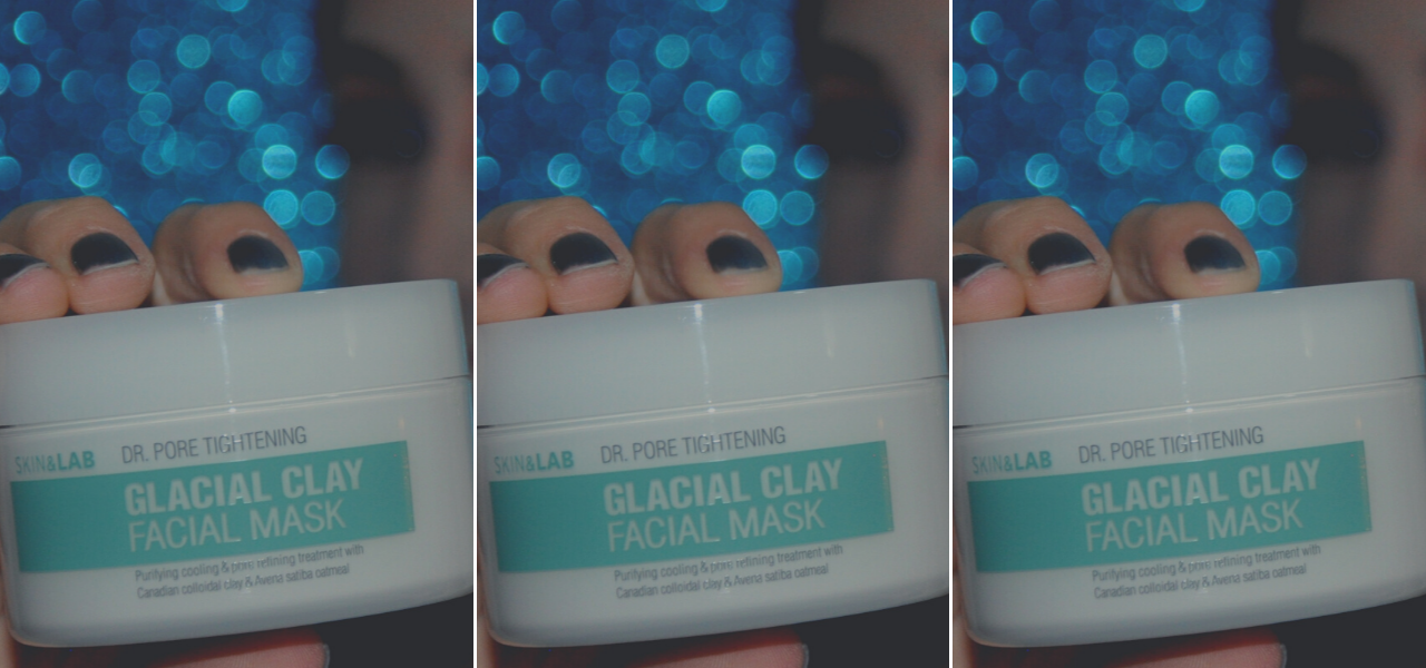 Honest 2020 Dr. Pore Tightening Glacial Clay Mask Review