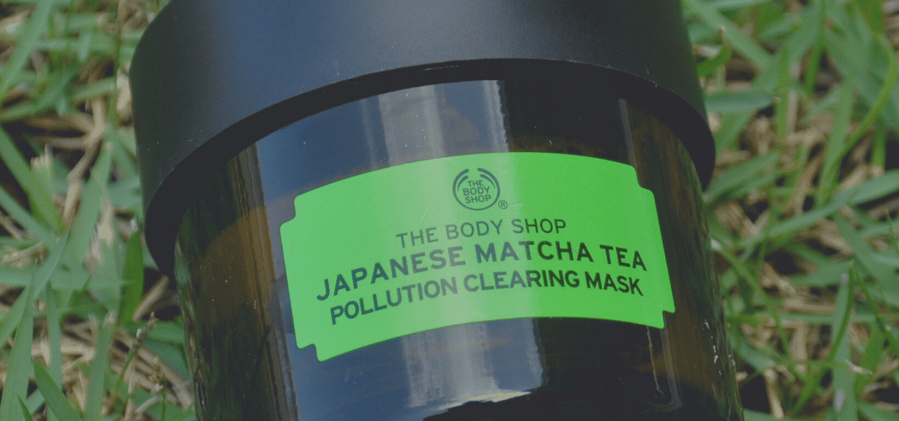 Honest Japanese Matcha Tea Pollution Clearing Mask 2021 Review