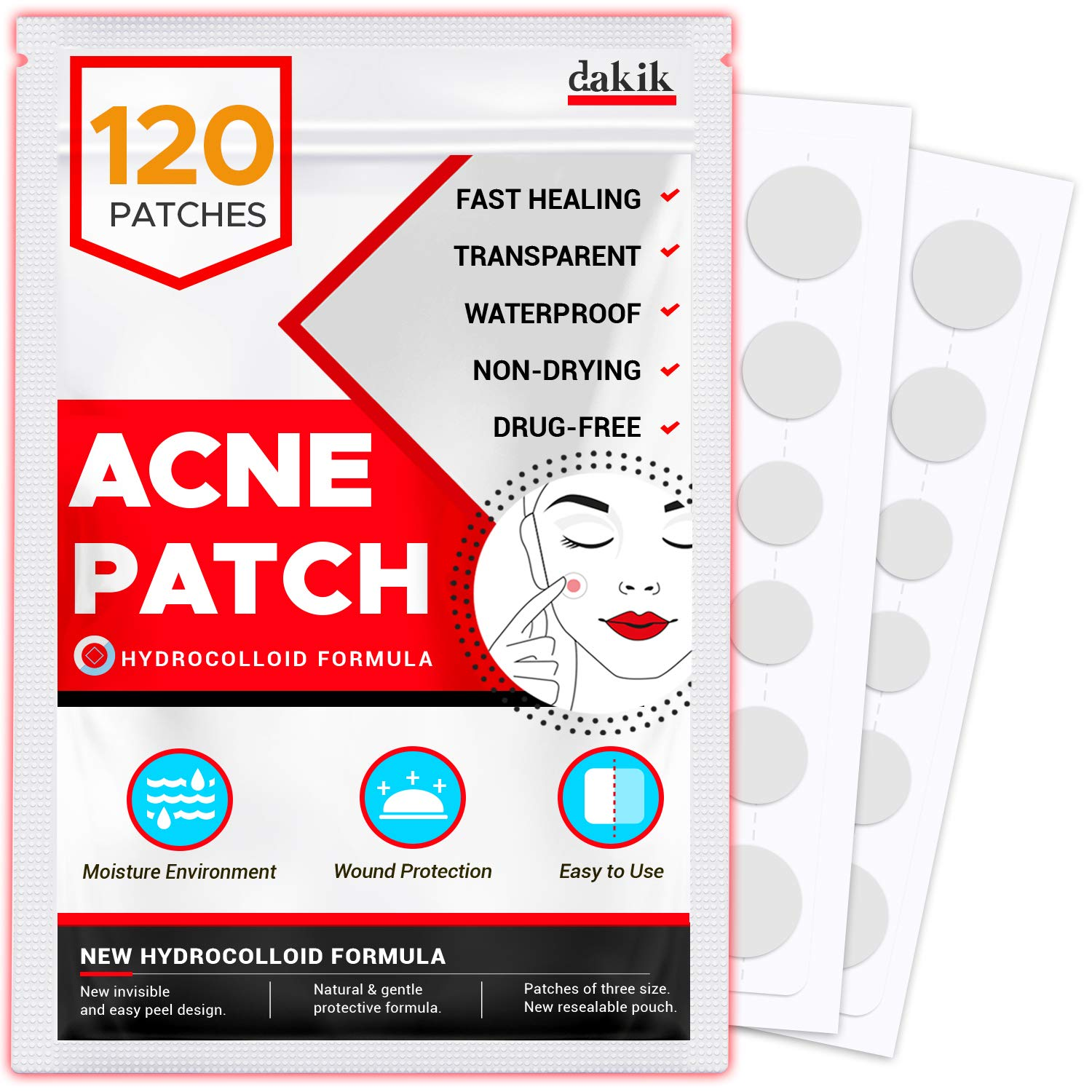 Best Hydrocolloid Bandages Acne