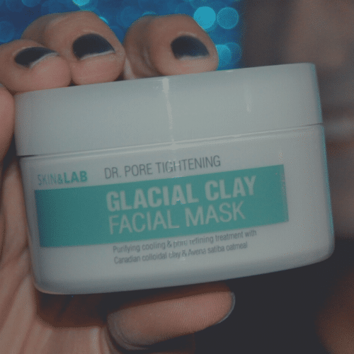 Honest 2021 Dr. Pore Tightening Glacial Clay Mask Review