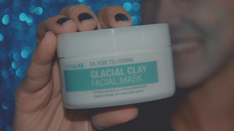 Dr. Pore Tightening Glacial Clay Mask