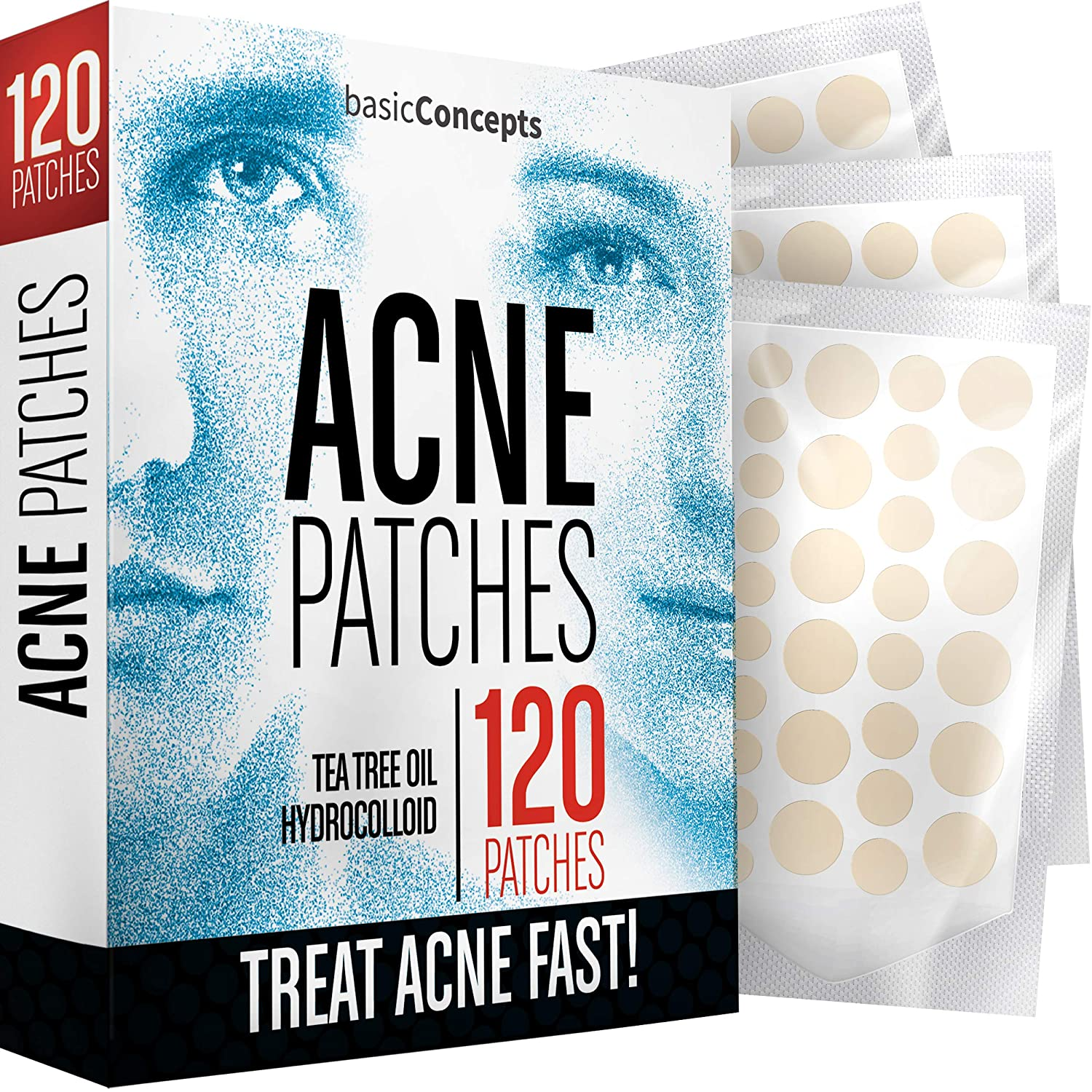 Hydrocolloid Acne Patch