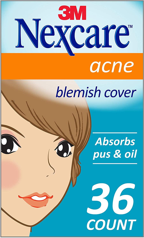 Hydrocolloid Acne