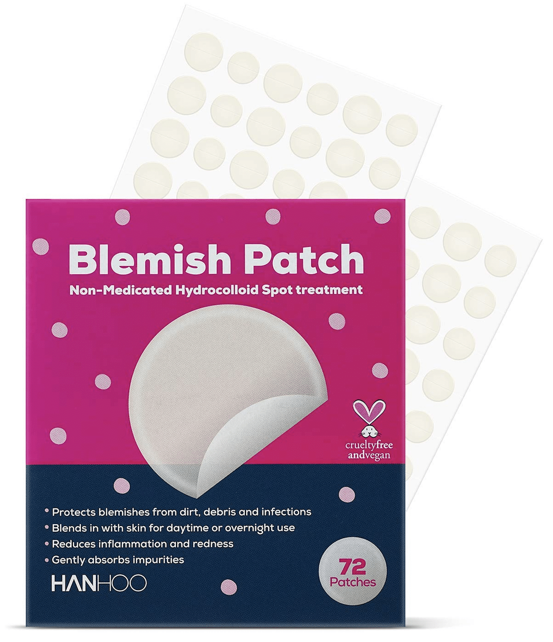 Hydrocolloid Pimple Patches