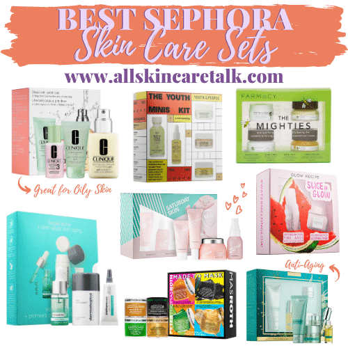 20+ Best Sephora Skin Care Sets You'll Want For Yourself
