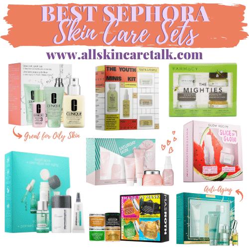 Sephora Skin Care Sets