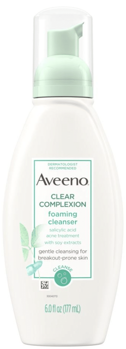 Aveeno Cleanser For Oily Skin
