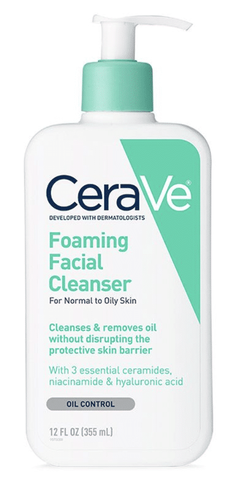 Cleanser For Oily Skin Cerave