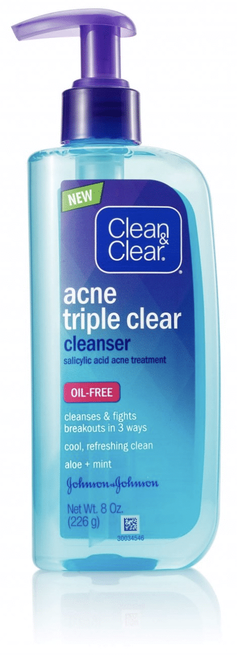 Face Wash For Oily Skin Clean And Clear