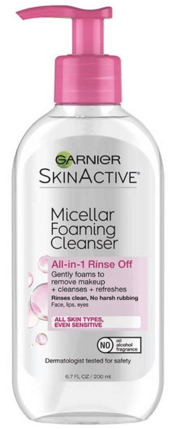 Face Wash For Oily Skin Garnier
