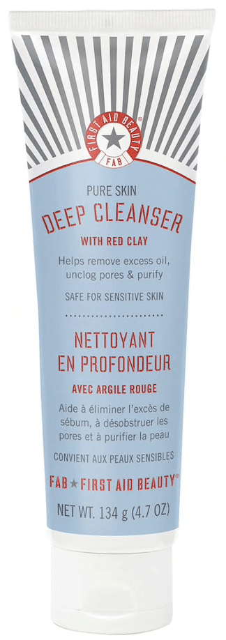 First Aid Beauty Face Cleanser Oily Skin