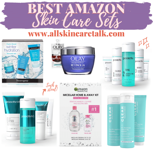 85+ Best Amazon Skin Care Sets To Gift This Year